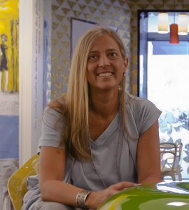 María Callís, experta en retail