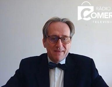 Jordi Tarragona és expert en empresa familiar