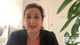 """Alícia Romero: """"La Generalitat té la capacitat d'endeutar-se per rescatar el sector comercial"""""""